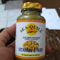 Sea Quill vitamin E 400iu 120 kapsul