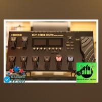 EFEK GITAR BOSS GT-100 COSM Amp Effects Processor