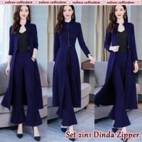 Setelan celana wanita/korea/murah/baju kerja/gamis/muslim fashion