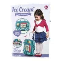 Mainan Anak Mainan Ice Cream Mini Shopping Car No.717-1