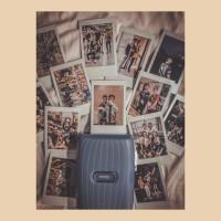 Cetak Foto Polaroid Instax Asli