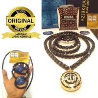 Kalung & Gelang Kesehatan Azhikra Black Jade ( ORIGINAL)