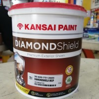 KANSAI PAINT DIAMOND SHIELD 2, 5Liter CAT TINTING EXTERIOR