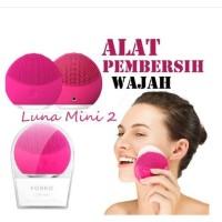 LUNA MINI 2 - Alat Pembersih Wajah FOREO Facial Cleansing Brush Anti
