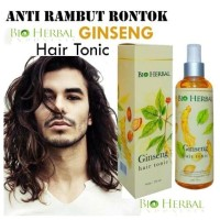 Original Hair Tonic Ginseng Bio Herbal Bisa dicek Online Keasliannya