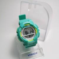 Jam tangan digital Anak Anak dan remaja water Resist Visica vg89