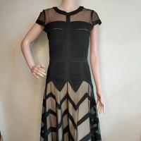 LONG DRESS PESTA BY DESIGNER