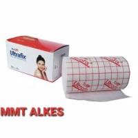 Plester Luka Ultrafix 10cmx5m Non Moven / Ultrafix Original Onemed