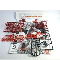 """""""Daban"""" MG Astray Red Frame Metabi torso unit / tubuh metal build MB"""