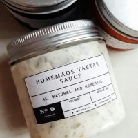 Homemade Tartar Sauce No.9 by Sego Rempah