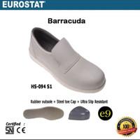 Sepatu Safety Eurostat- Barracuda. CE & SNI Certified