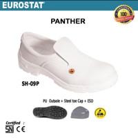 Sepatu Safety Eurostat- Panther. CE & SNI Certified