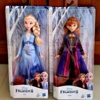Barbie Elsa Anna frozen 2 original Hasbro boneka elsa anna olaf kristo