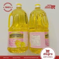 Golden Bridge Canola Oil 2 Liter Minyak Kanola 2 L litre