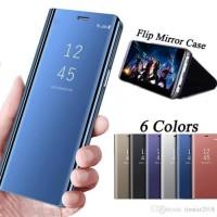 Flip Mirror Cover Clear View Type Vivo Y30