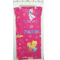sarung bantal cinta besar 50x100cm Frozen