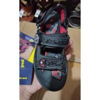 Sepatu Sandal Anak Homyped Pandawa 01 Black (BERHADIAH MOBIL CAKRA)