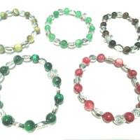gelang rosario batu Maria Guadalupe