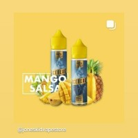 Iceberg Mango Salsa 3mg by Hexjuice Liquid Vape 100% Authentic