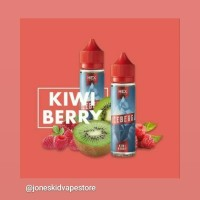 Iceberg Kiwiberry 3mg by Hex Juice Liquid Vape 100% Authentic