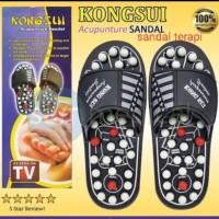 kongsui acupunture sandal ...sandal refleksi alas kaki