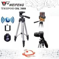 TRIPOD Bluetooth 1METER DK-3888 NEW Tripod Remote