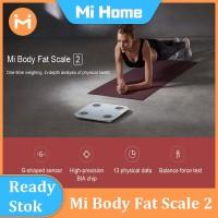 Xiaomi Mi Smart Scale 2 Body Fat Composition Led Display Version