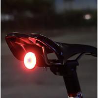 Lampu Belakang Sepeda GUB G62 Kinetik Sensor GUB Rear Lamp G62 Kinetic