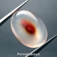 Batu Akik Combong Kristal Tembus Asli (NMR 891)
