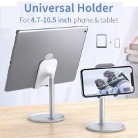 Stand Mount Universal Tablet Phone Holder Desk For iPhone Desktop