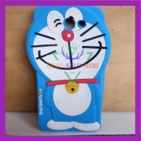 Case HP Soft 3D Doraemon Samsung J720 J7 2017 Kondom Trendy