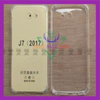 Case HP Ultrathin / Jelly Samsung J720 J7 2017 Kondom Trendy