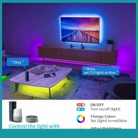 IH CRY Smart Wifi Music LED Strip Lights Sync with Music USB