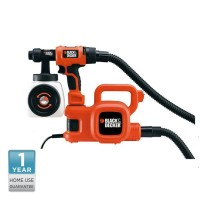 Black + Decker Mesin Semprot Cat Sprayer HVLP400-B1