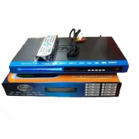 NEW DVD Player Trisonic jagonya baca kset cd dvd mp3 usb dll