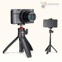 ULANZI MT-08 Mini Extension Pole Tripod Vlogging Vlogger for Mirr