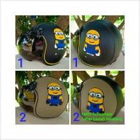 Baru Lagi Helm dewasa gambar minion karakter minion timbul