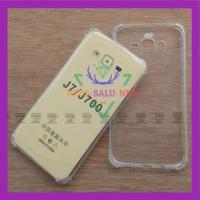 Case HP Anti Crack / Shock Proof Samsung J7 J700 Kondom Trendy