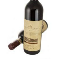 Minuman red wine of Italy Giuseppe Cortesse