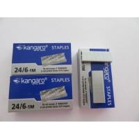Kangaro Isi Staples 24/6-1M Pcs