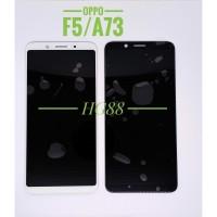 LCD OPPO F5/F5+/F5 PLUS/F5 YOUTH/A73 FULLSET TOUCHSCREEN UNIVERSAL - Hitam