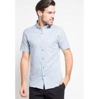 EDITION MEN'S ESS9 Short Sleeve Woven Shirt