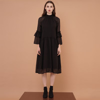 EDITION LADIES ED79 Long Sleeve Dress
