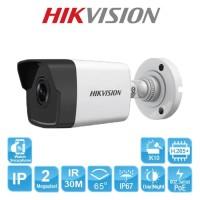 IP Camera Hikvision 2MP 2 MP DS-2CD2021-IAX BULLET CCTV Full HD Logam