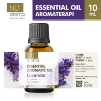 Nu Aroma Essential Aromatic Oil Lavender