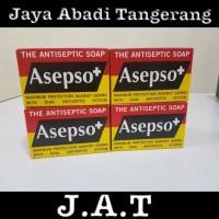 ASEPSO + SABUN ATISEPTIC 80 Gram