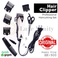 HAIR CLIPPER Professional - Alat Mesin Cukur Rambut HK-900