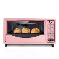 Han River Oven Listrik Touch Screen 12Liter Electric Smart Toaster