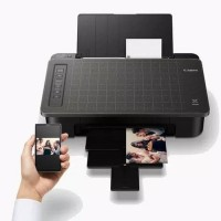 Printer Canon Pixma TS Print Copy Wireless Wifi