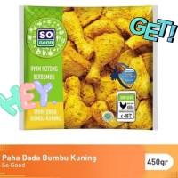 So Good Ayam bumbu kuning